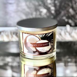Avon Creamy Coconut 11oz Candle NWB